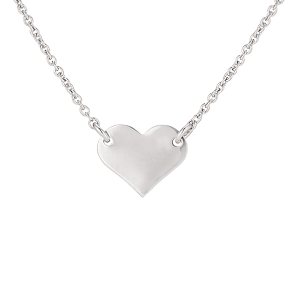 Plain Pure Love Necklace