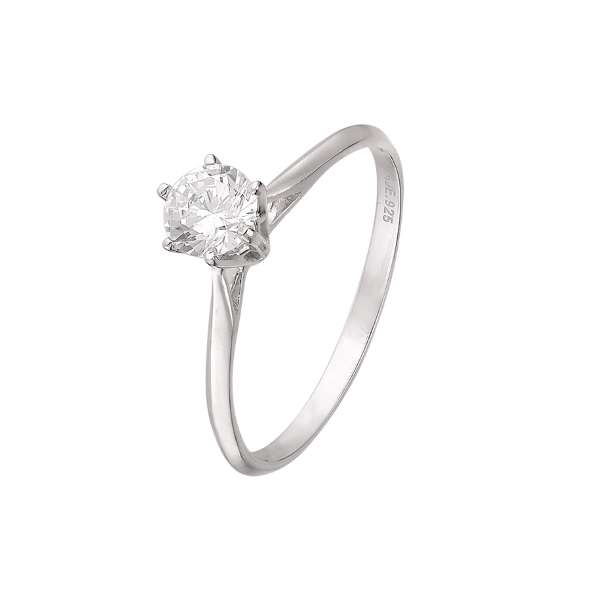 Clear Harmony Ring