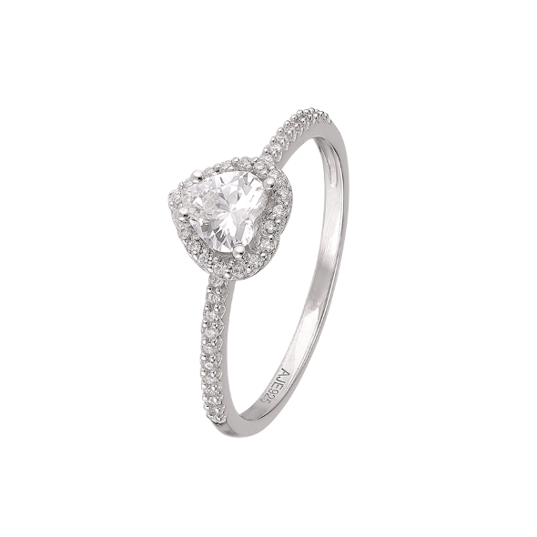 Clear Pure Love Ring