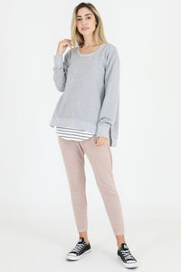 Ulverstone Sweater - Grey
