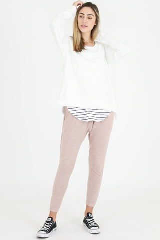 Ulverstone Sweater - White