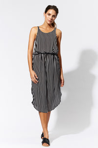 Ines Tie Side Dress