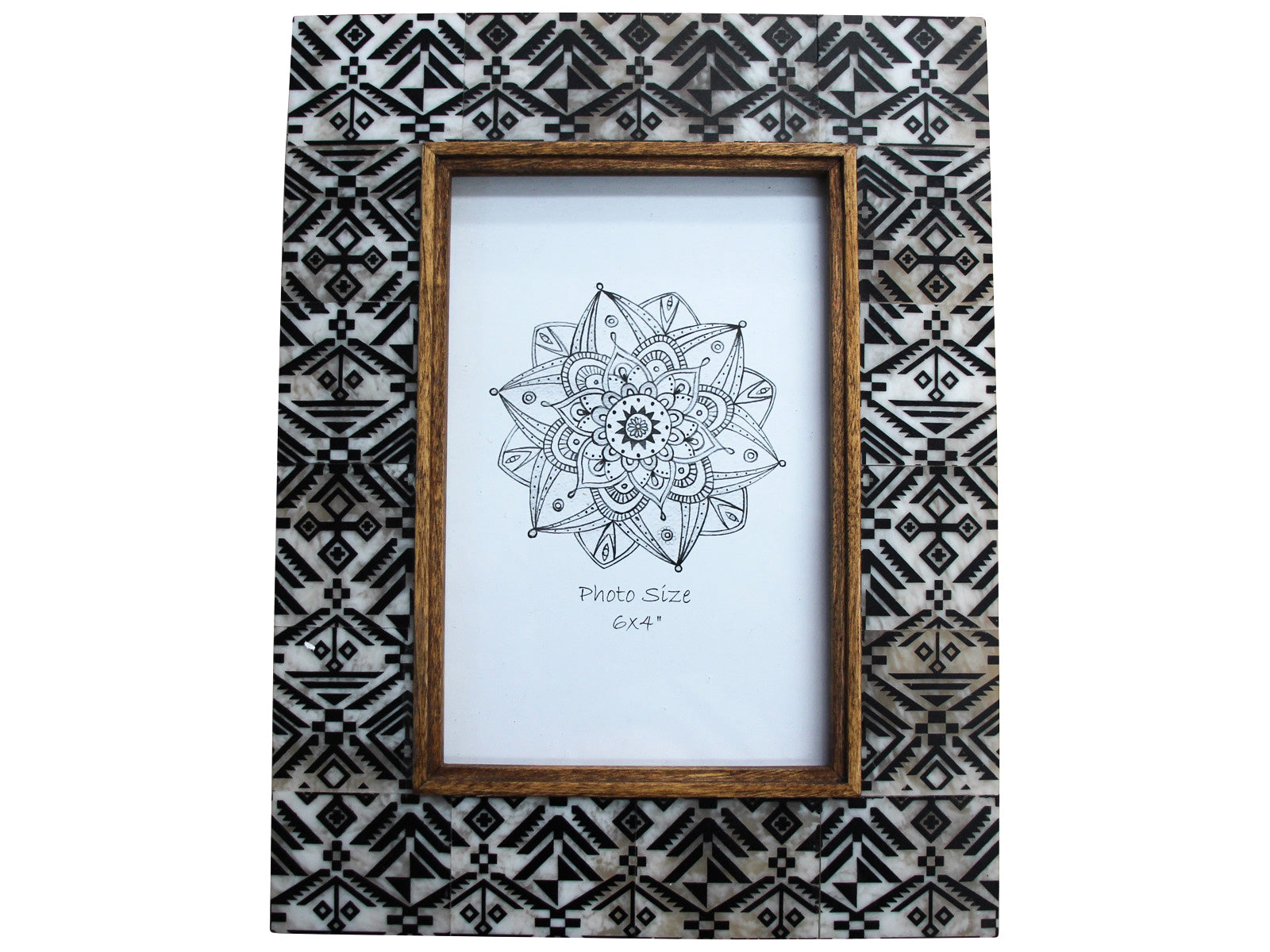 Aztec Photo frame