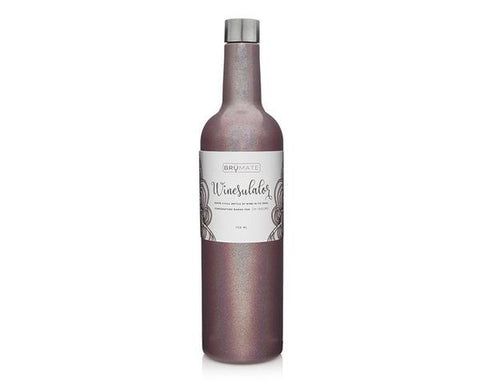 CHRISTMAS DELIVERY - WINESULATOR™ by BrüMate | GLITTER CHARCOAL