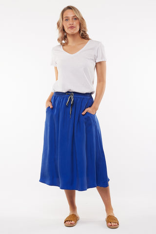 Harlow Skirt - Blue