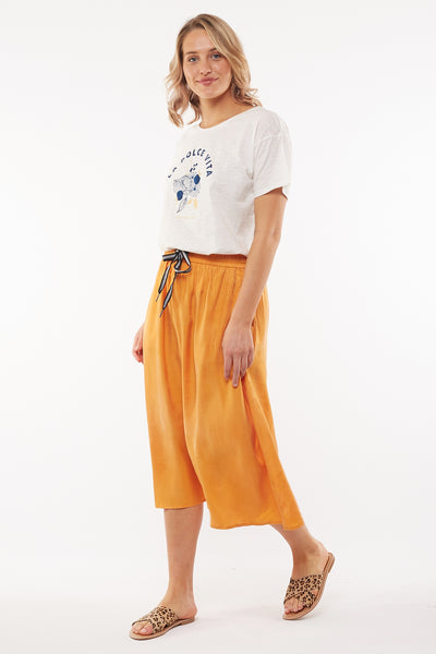 Harlow Skirt - Orange