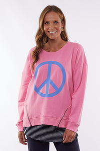Love & Peace Crew - Pink