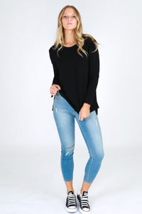 Burleigh Sweater - Black