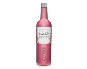 CHRISTMAS DELIVERY- WINESULATOR™ by BrüMate | GLITTER PINK