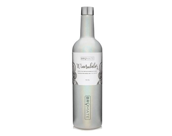 WINESULATOR™ by BrüMate | GLITTER WHITE
