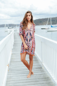 Aura Lake Dress