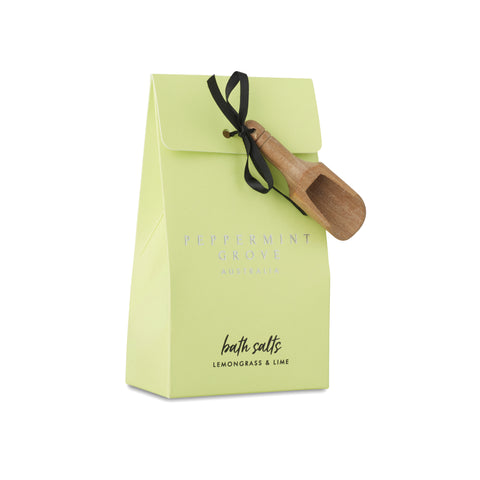Bath Salts - Lemongrass & Lime