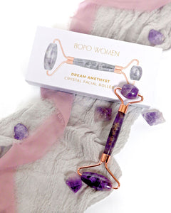 Dream Amethyst Facial Roller
