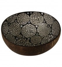 Coco Shell Black Craze Bowl