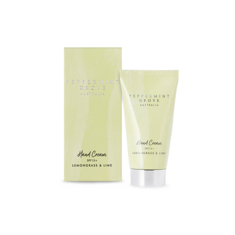 Hand Cream - Lemongrass & Lime
