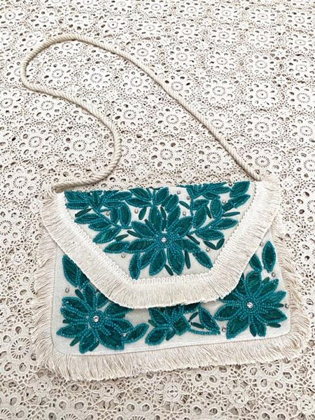Keiza Bag - Emerald