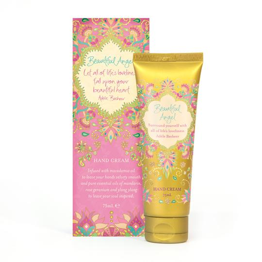 Beautiful Angel Hand Cream