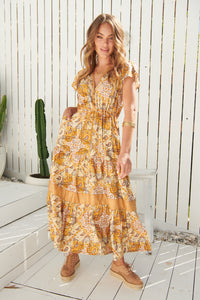 Golden Glow Clyde Midi