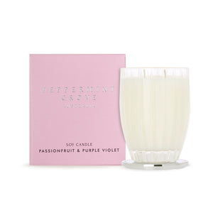 Peppermint Grove Candle - Passionfruit & Purple Violet