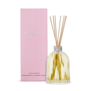 Peppermint Grove Diffuser - Passionfruit & Purple Violet