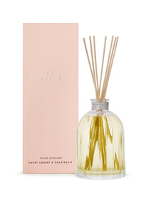 Peppermint Grove Diffuser - Sweet Sorbet & Grapefruit