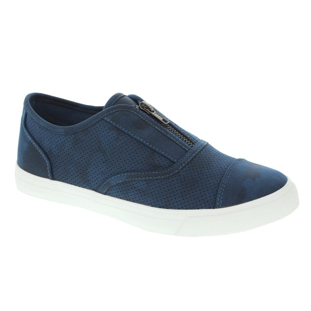 Paris Sneakers - Navy