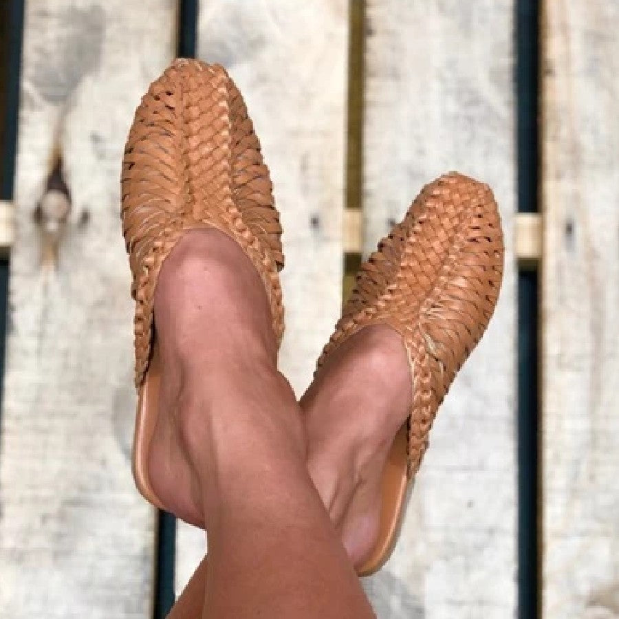 Hamilton Loafers - Tan