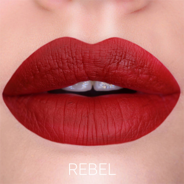 Lipstick 03. Rebel