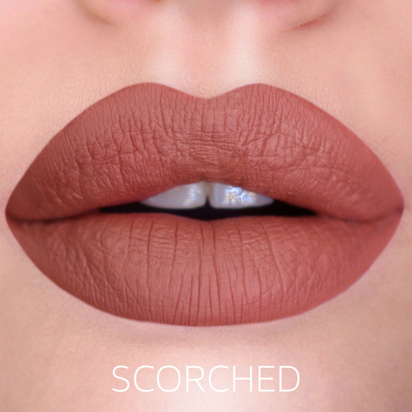 Lipstick 17. Scorched