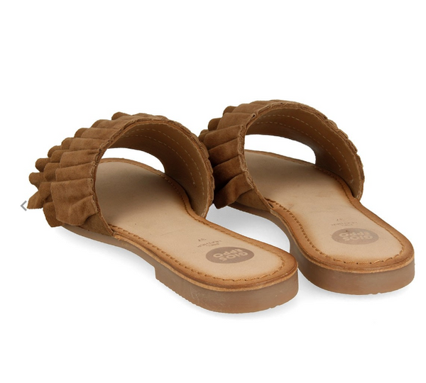 Sienna Sandals - Taupe (PRE-ORDER)