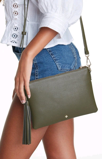 Kourtney Bag - Olive