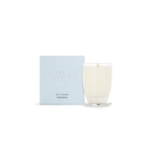 Peppermint Grove Candle  (Small) - Oceania