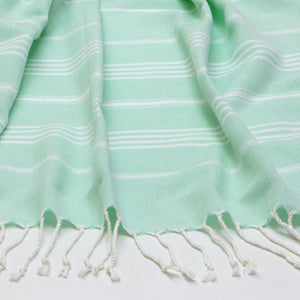 Supersoft Towel - Mint