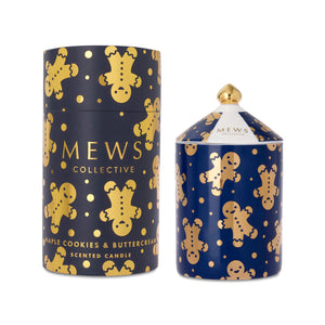Mews Candle - Maple Cookie & Buttercream