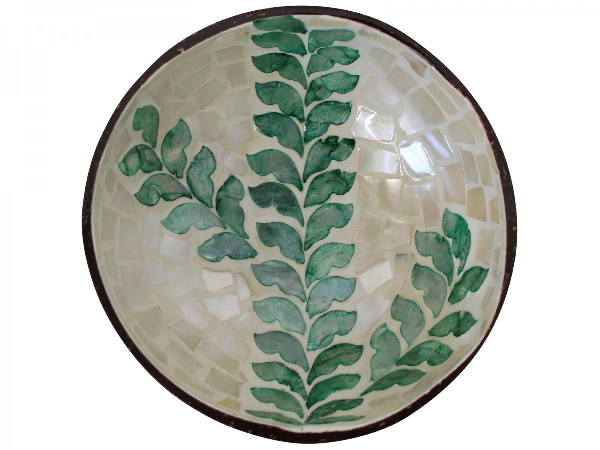 Coconut Bowl - Fern