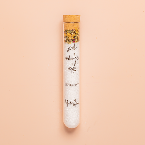 Peppermint Soak
