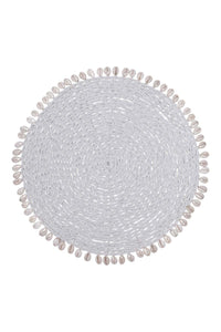 Lagos Placemat in White