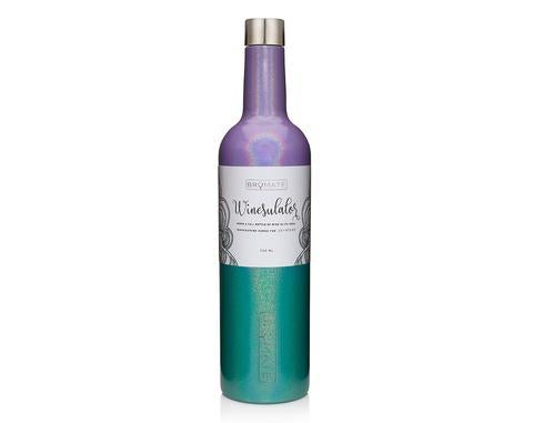 CHRISTMAS DELIVERY - WINESULATOR™ by BrüMate | Glitter Mermaid Ombré
