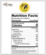 Nutritional facts Hair Raiser Pet Keg Bona Fide