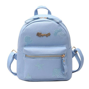 Xiniu casual large backpacks for school girls leather japanese school backpacks for teenage girls Travel Shoulder bags Rucksack
