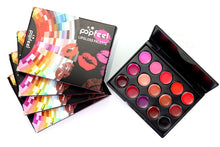 Load image into Gallery viewer, 15 Colors Beauty Make Up Lipsticks  Moisturizer Lip Gloss Cosmetic Set