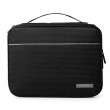 Load image into Gallery viewer, BAGSMART Travel Electronics Cases Double Layer Cable Organizer Travel Electronic Accessorie Bags Charger Wire Organizer Bags