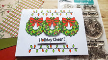 Load image into Gallery viewer, Holiday Cheer Stamp Set
