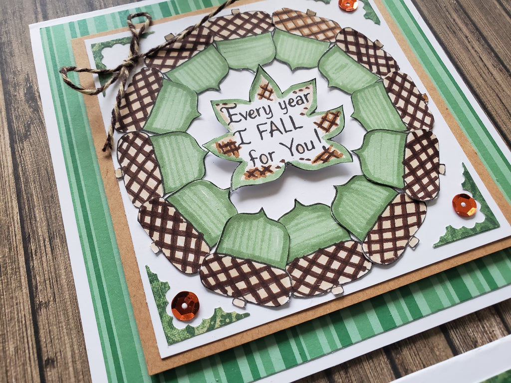 Happy Fall Stamp Set