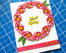 Load image into Gallery viewer, Spring Blossom Stamp Set