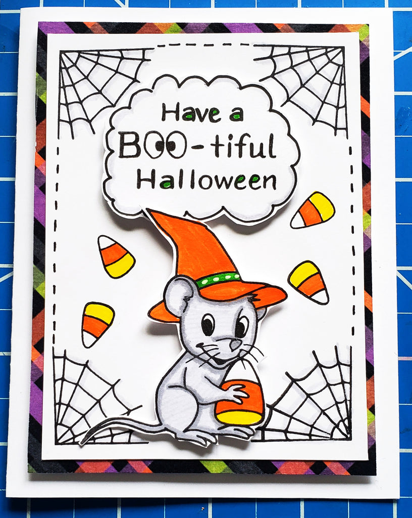 Boo-tiful Halloween Stamp Set