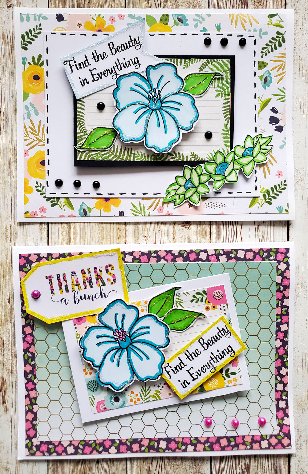 Beauty in Everything Stamp Set