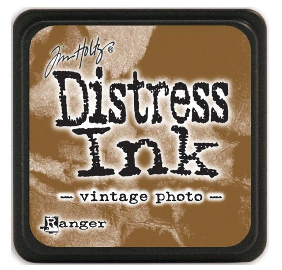 Tim Holtz Ranger Distress Ink - VINTAGE PHOTO