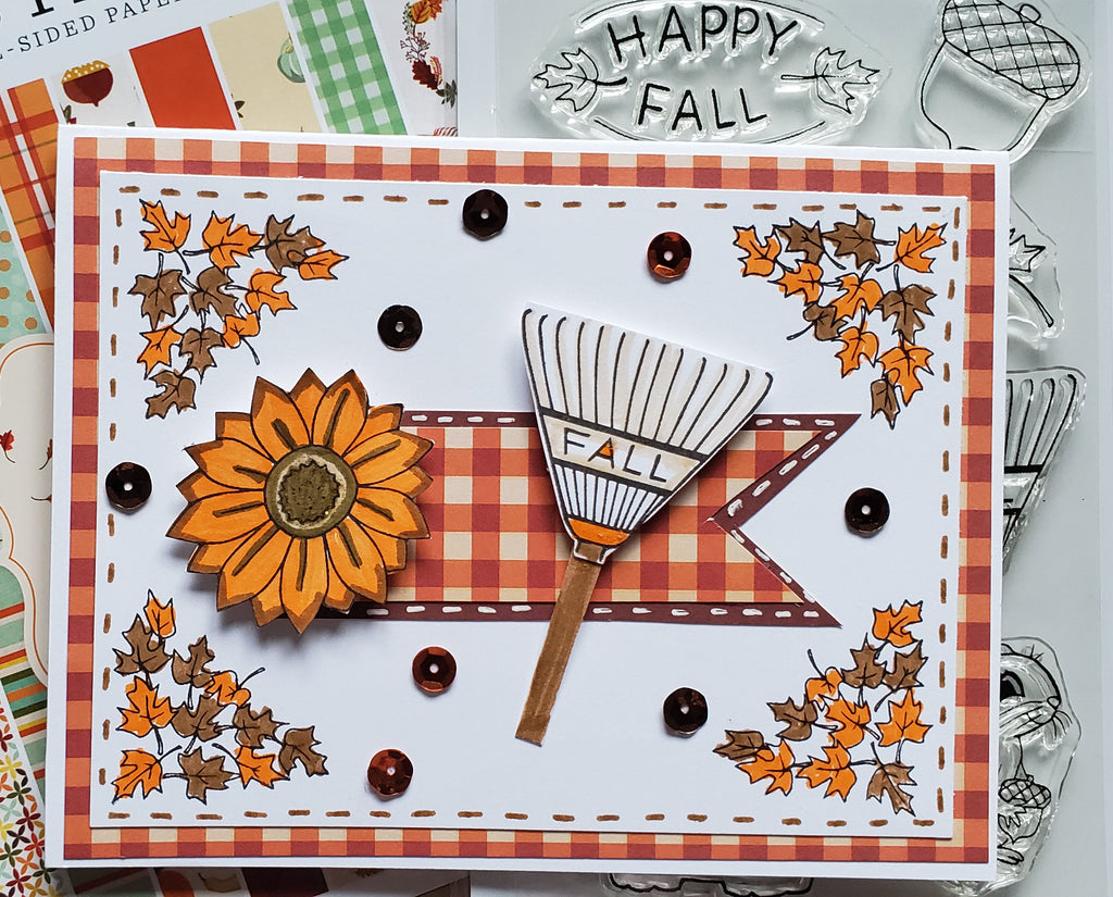 Hello Fall Stamp Set