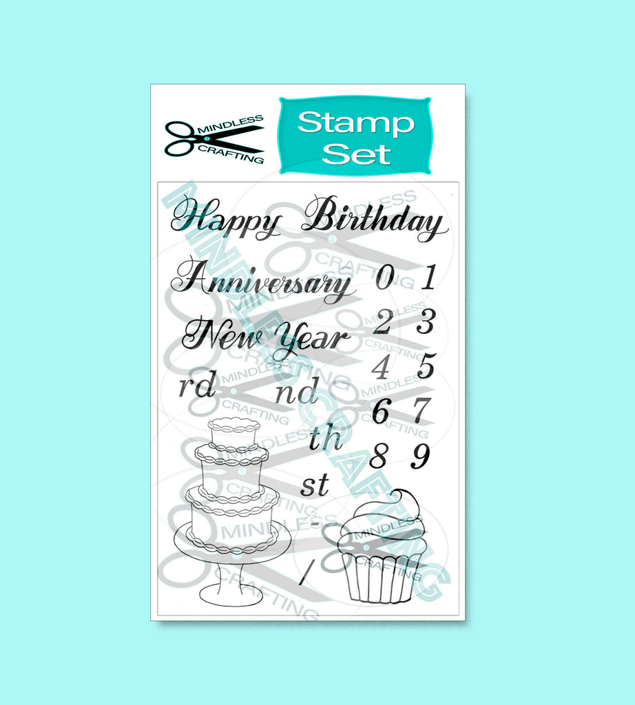 Happy Occasions Stamp Set